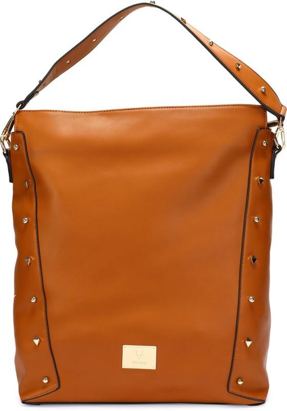 Allen Solly Women Brown Hand-held Bag