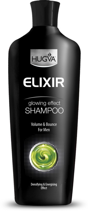 Hugva ELIXIR SHAMPOO FOR MEN 600 ML | Reduces hair Loss | Helps in Hair Regrowth| | Strong Hair | Good Volume and Natural Shine(600 ml)