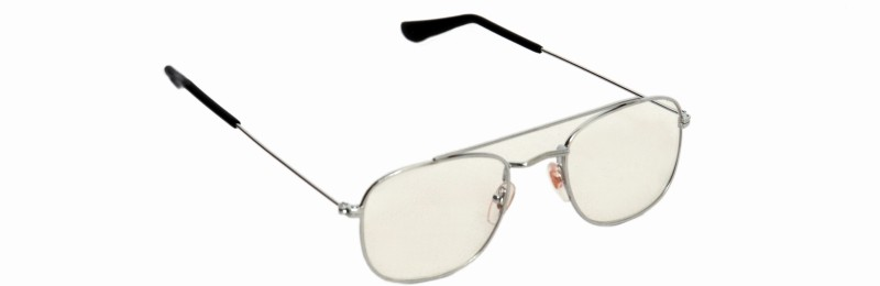 VARTIKA Rectangular Sunglasses(Clear)