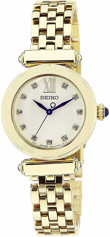 Seiko SRZ402P1 Velatura Analog Watch - For Women