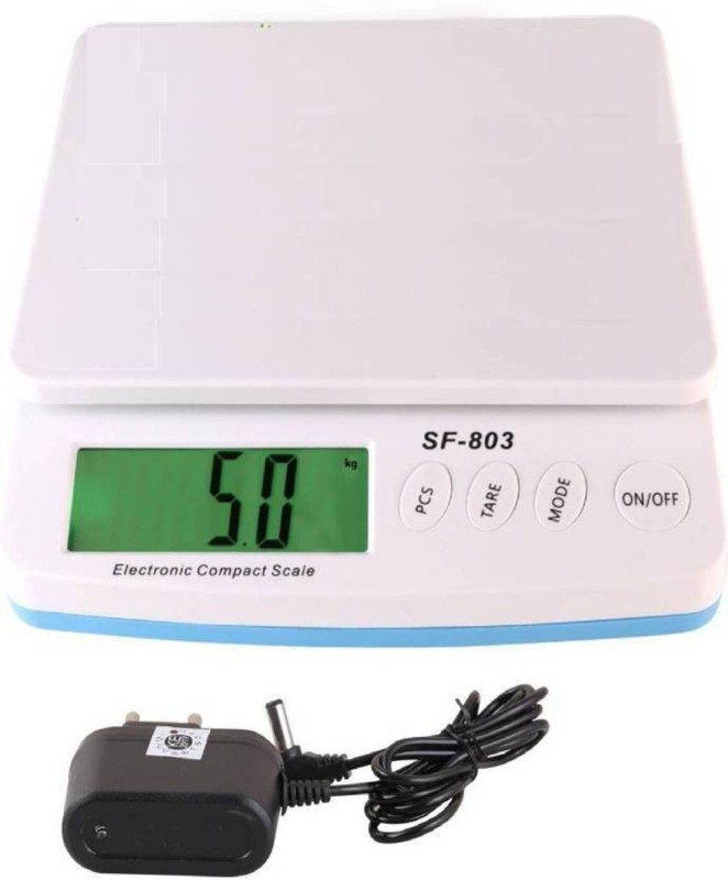 NIBBIN SF803-SIM001 KITCHEN WEIGHTING SCALE(WHITE) Weighing Scale(White)