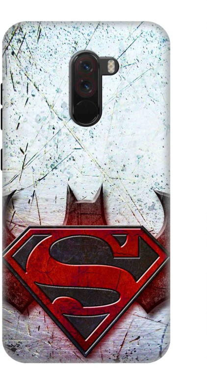 Flipkart SmartBuy Back Cover for Redmi Poco Phone F1 ( 6.18 Inch ) Mobile(Multicolor, Hard Case)