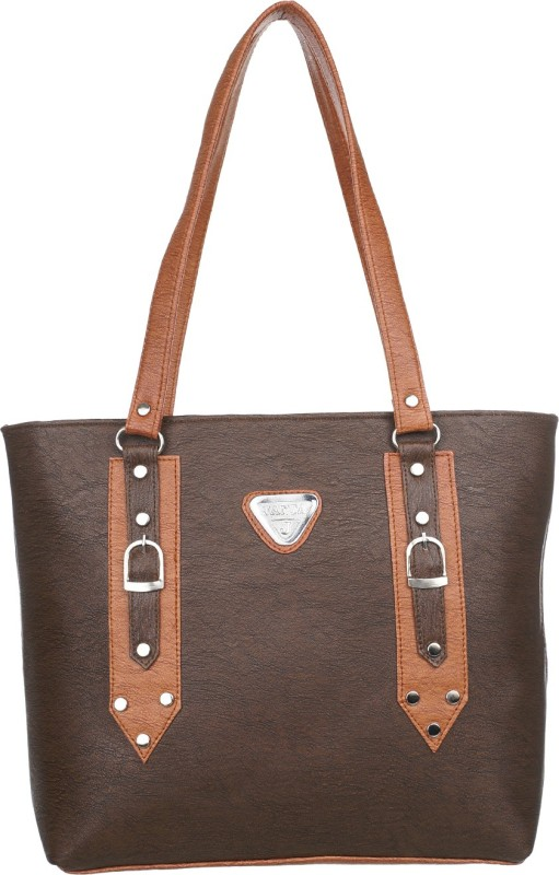 Janata Women Brown Shoulder Bag