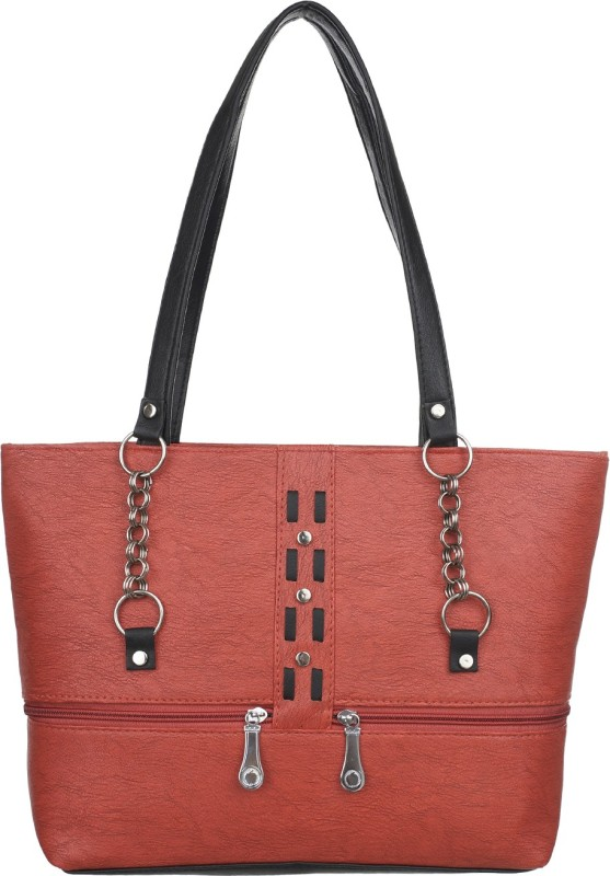 Janata Women Red Shoulder Bag