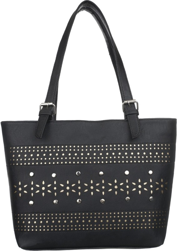 Janata Women Black Shoulder Bag