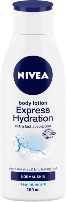 Nivea Express Hydration Body Lotion(200 ml)
