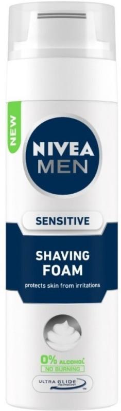 Nivea Men Sensitive Shaving Foam(200 ml)