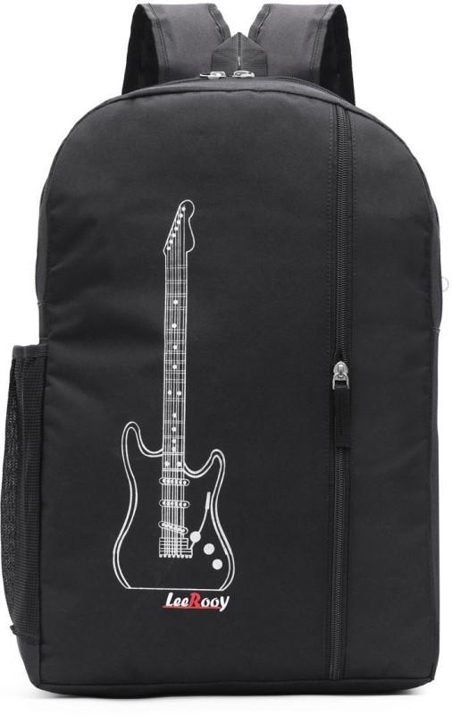 Leerooy NUJ08 22 L Laptop Backpack(Black)