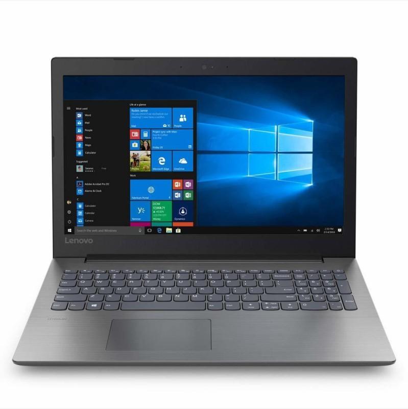 Lenovo Ideapad 330 APU Dual Core A6 7th Gen - (4 GB/1 TB HDD/Windows 10 Home) 81D6002TIN Laptop(15.6 inch, Onyx Black)