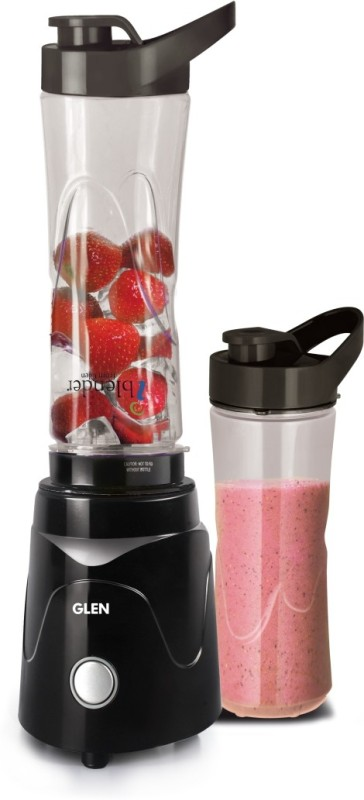 GLEN i Blender SA4047PLUSBLK 250 Juicer(Multicolor, 2 Jars)