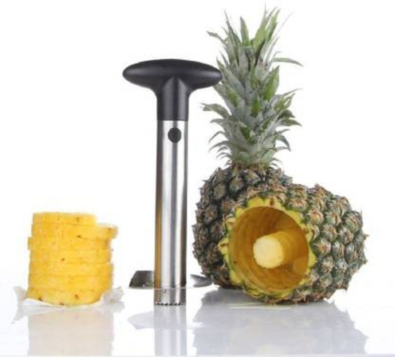 Seaspirit sea spirit Premium Stainless Steel Pineapple Slicer Kitchen Scoop
