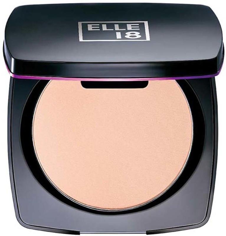 Elle 18 Lasting Glow Compact(Pearl, 9 g)
