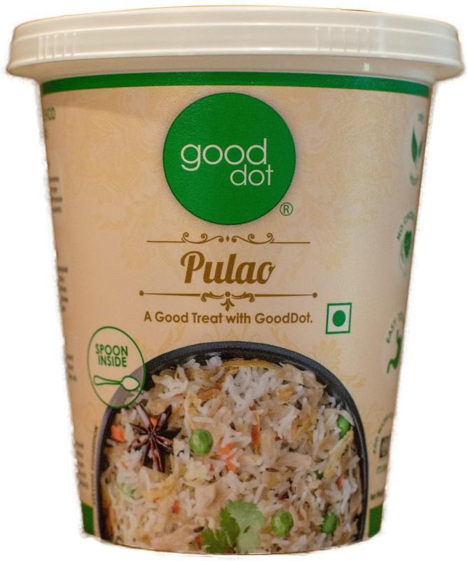 GOODDOT Pulao (RTE) 60 g