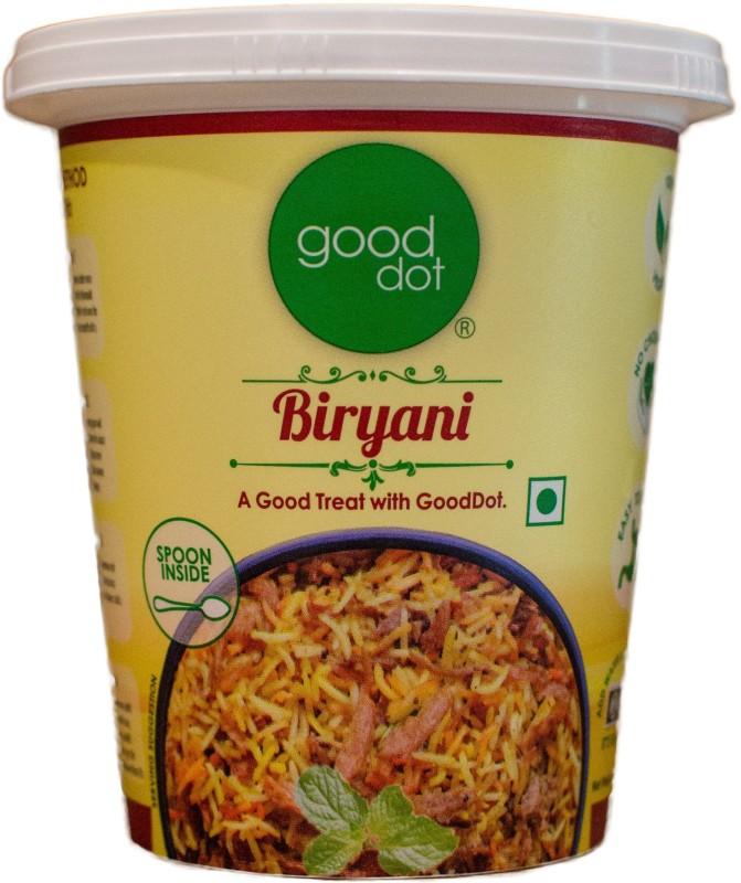 gooddot Biryani (RTE) 60 g