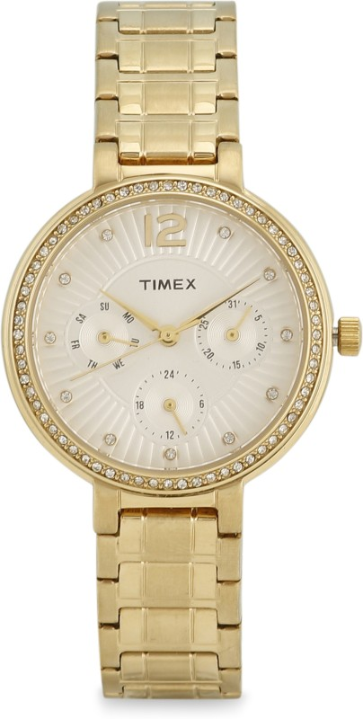 Timex TWEL11901 E Class Analog Watch - For Women