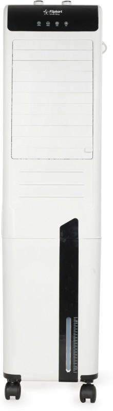 Flipkart SmartBuy 47 L Tower Air Cooler(White, Black, Polar)