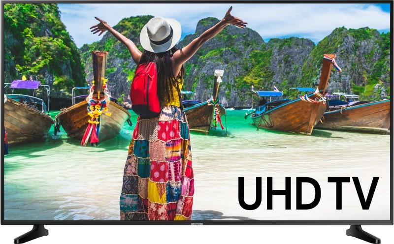 Samsung NU6100 138cm (55 inch) Ultra HD (4K) LED Smart TV(UA55NU6100KXXL / UA55NU6100KLXL)