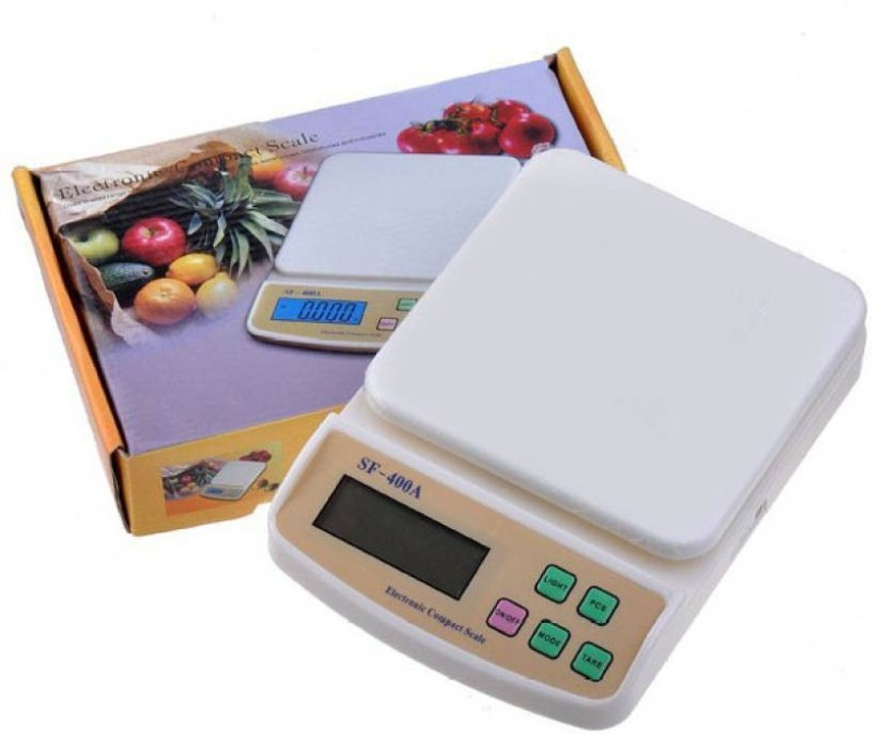 SHOPTICO Weighing machine Weighing Scale(White)