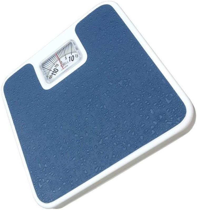 Zeom ™Analog Weight Machine Manual Mechanical Analog 9811 Weighing Scale  (Blue) Weighing Scale(Blue)