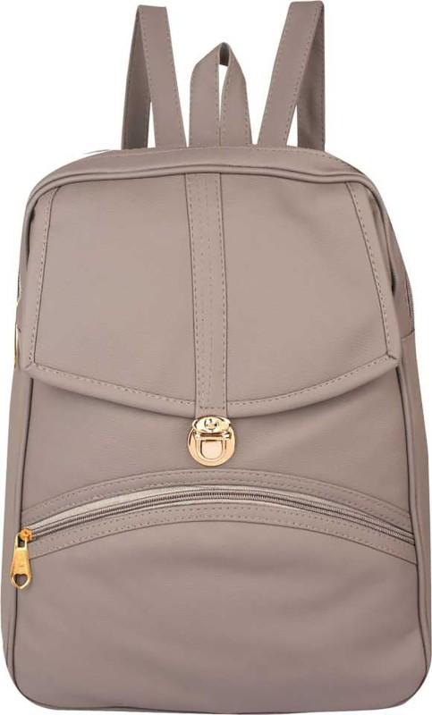 PU Leather Girls Fashion Backpack Womens College Work School Travel Rucksack Bag