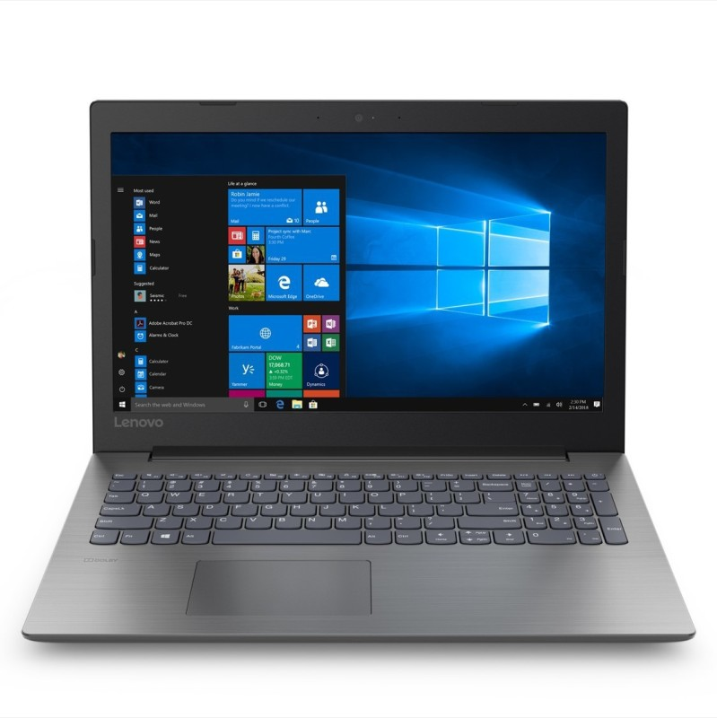 Lenovo Ideapad 330 Celeron Dual Core - (4 GB/500 GB HDD/Windows 10 Home) 330-15IGM Laptop(15.6 inch, Onyx Black, 2.2 kg)