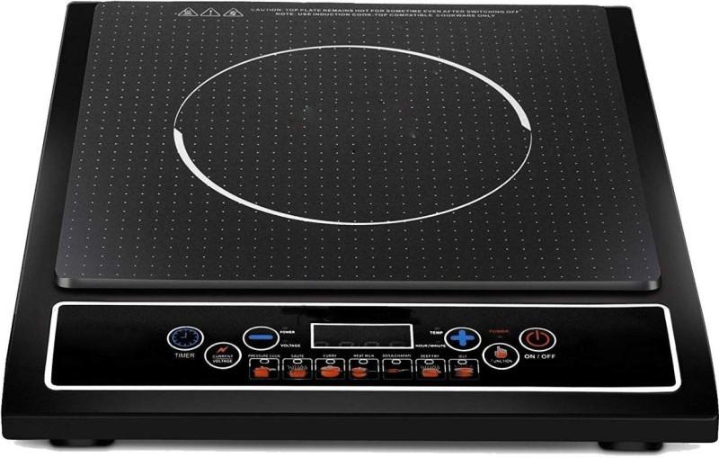 STICKS 2000-WATT Induction COOKTOP (Black) Induction Cooktop(Black, Push Button)