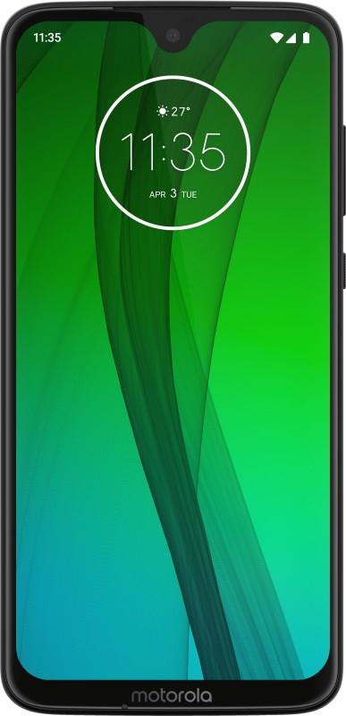 Moto G7 (Black, 64 GB)(4 GB RAM)