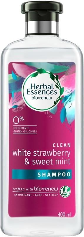 Herbal Essences White Strawberry & Sweet Mint Shampoo(400 ml)