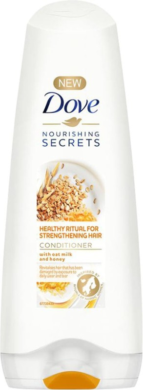 Dove Healthy Ritual for Strengthening Hair Conditioner(180 ml)