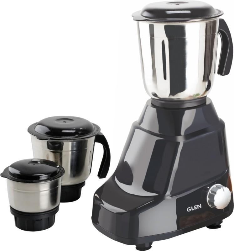 GLEN Mixer Grinder Juicer SA 4020 Black with 3 Jars 1.5 liters 500 Mixer Grinder(Black, 3 Jars)
