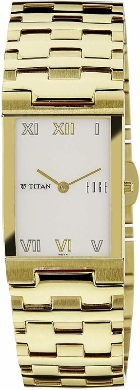Titan NH1296YM02 Edge Analog Watch - For Men
