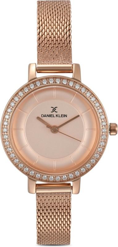 Daniel Klein DK11699-4 Analog Watch - For Women
