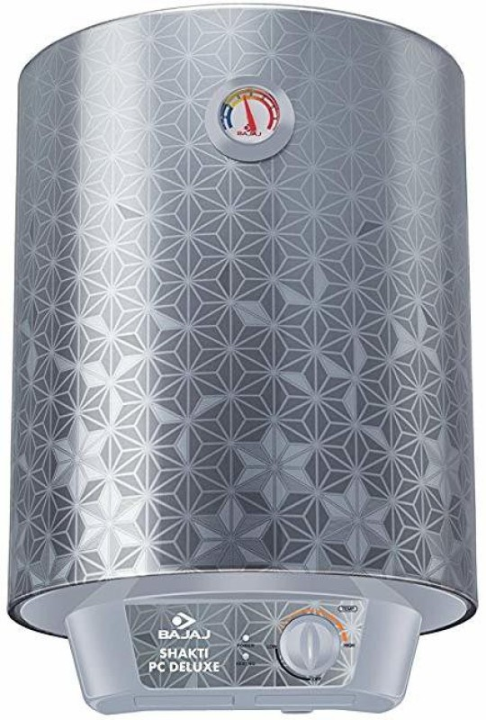 Bajaj 25 L Storage Water Geyser(GRAY, SHAKTI PC DELUXE)