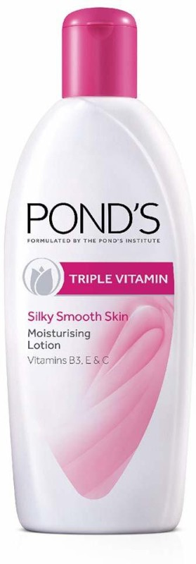 Ponds Triple Vitamin Moisturising Body Lotion, 300ml(300 ml)