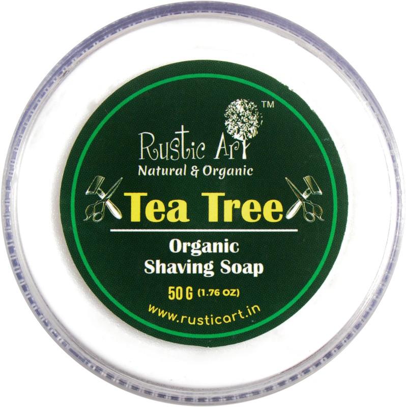 Rustic Art 8906108250076 Shaving Soap(50 g)