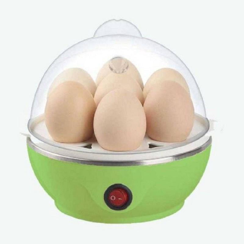 Skyfish Excellent Multifunctional Electric 7 Egg Boiler Cooker (Multicolor) Egg Grilling Machine