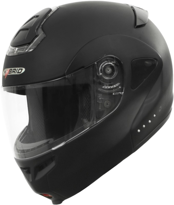 HEADFOX Bluetooth Smart Motorsports Helmet(MATT)