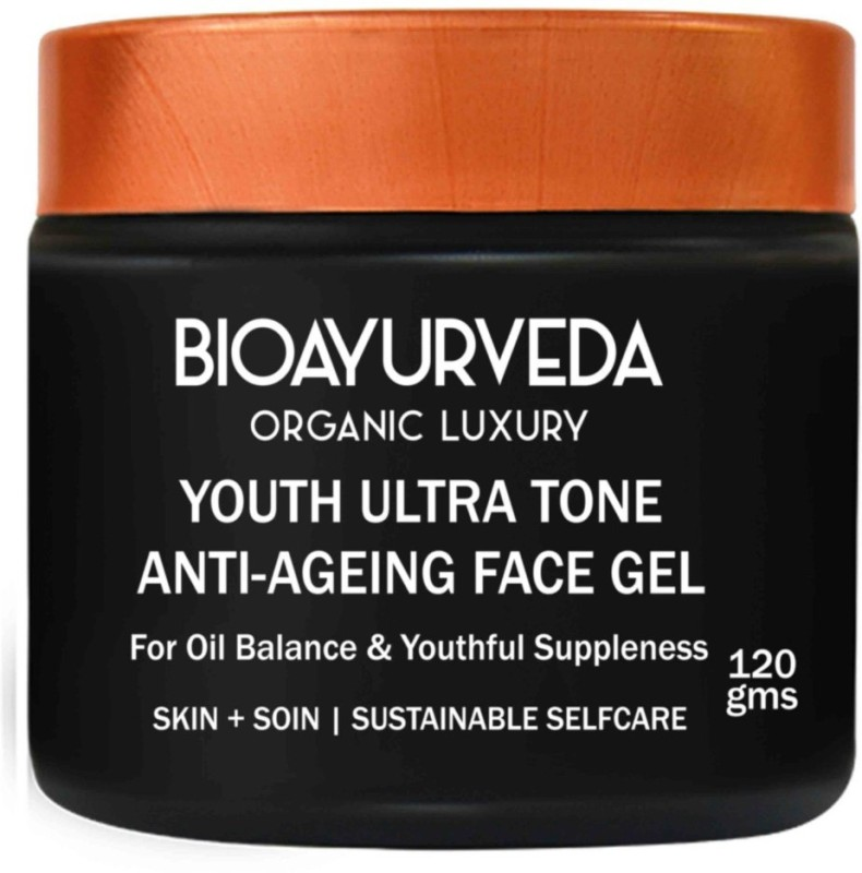 BIOAYURVEDA Youth Ultra Tone Anti-Ageing Face Gel 120 g(120 g)