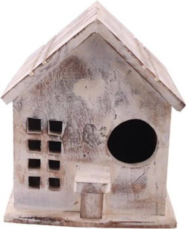 WOAVIN STUDIO 54 Bird House(Free Standing)