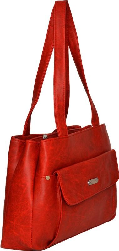 FD Fashion Women Women Red Shoulder Bag