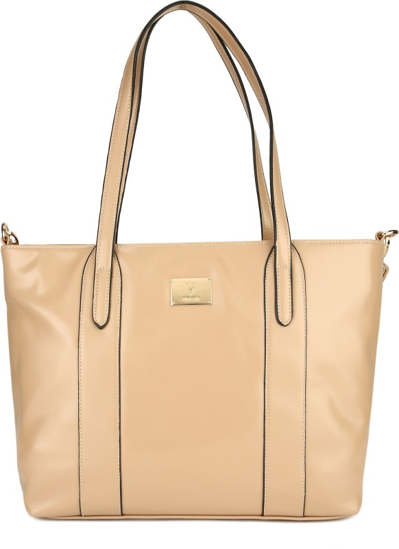 Allen Solly Women Beige Shoulder Bag