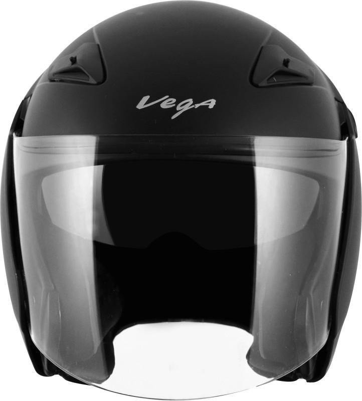 VEGA Eclipse Motorsports Helmet(Dull Black)