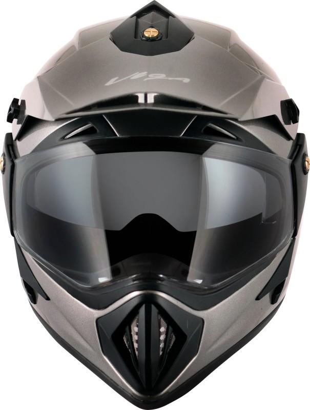 Vega Off Road D/V Motorsports Helmet(Anthracite)