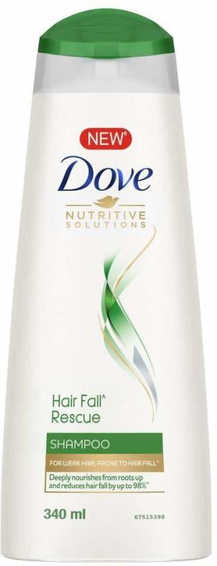 Dove Hair Fall Rescue Shampoo, 340ml(340 ml)