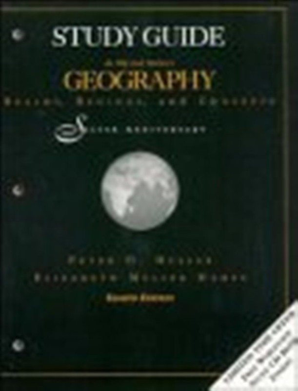 Geography: Study Guide to 8r.e(English, Paperback, Muller Peter O.)