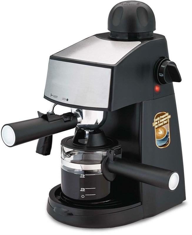 Zahuu PSAH-1681 4 Cups Coffee Maker(Black)