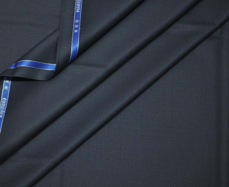 Raymond Polycotton Solid Trouser Fabric(Unstitched)