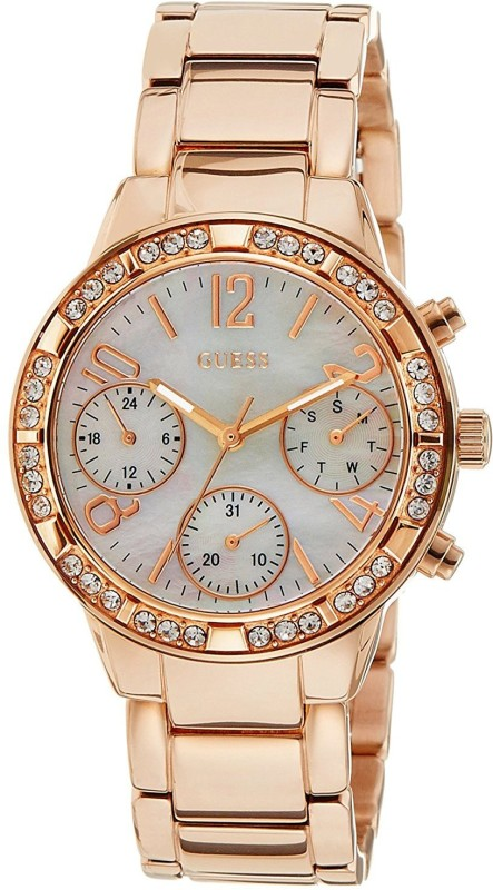 Guess W0546L3 Smart Analog Watch - For Women