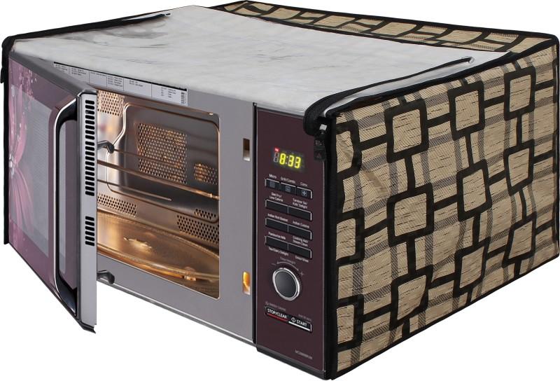 Glassiano Microwave Oven Cover(Multi)
