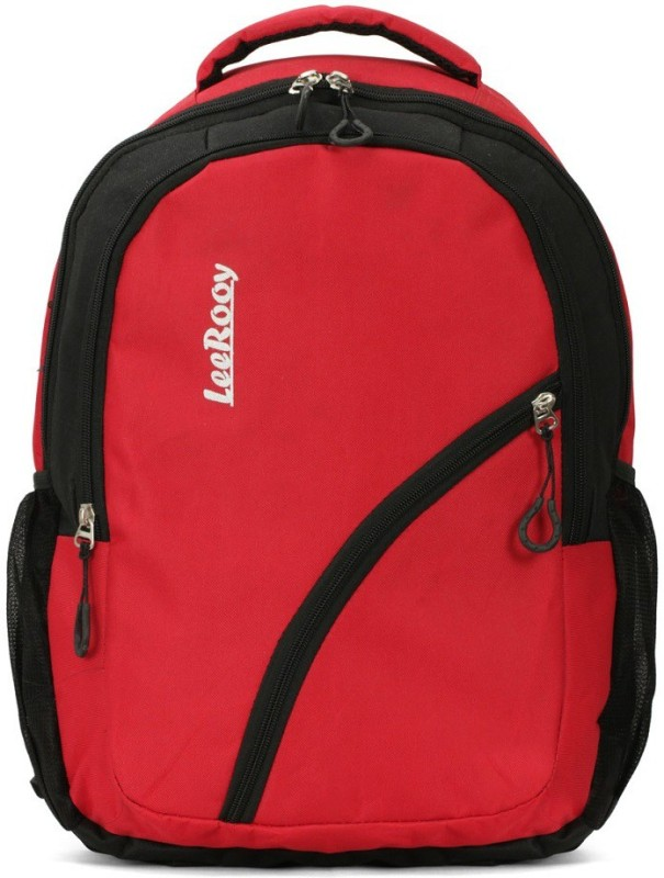 LEEROOY BG16RDSNEHLATAENT000025 23 Backpack(Red)